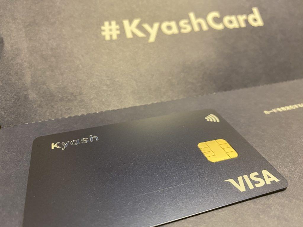kyash card my