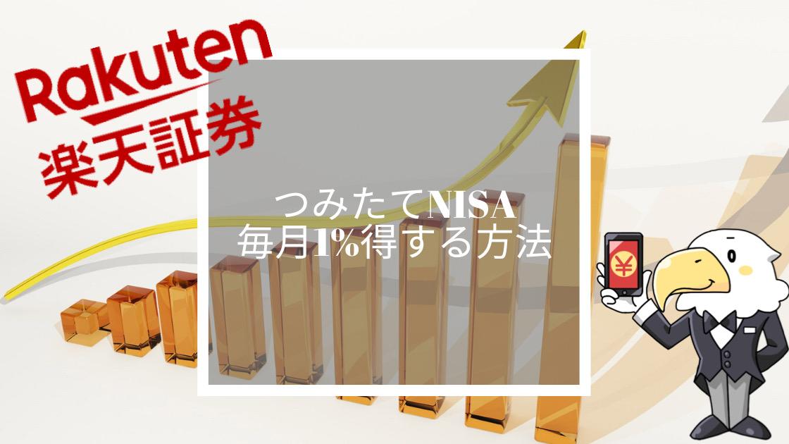 楽天証券×つみたてNISA_アイキャッチ