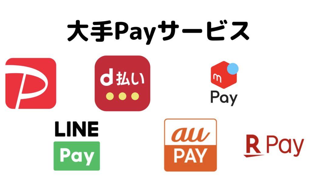 Payサービストップ6
