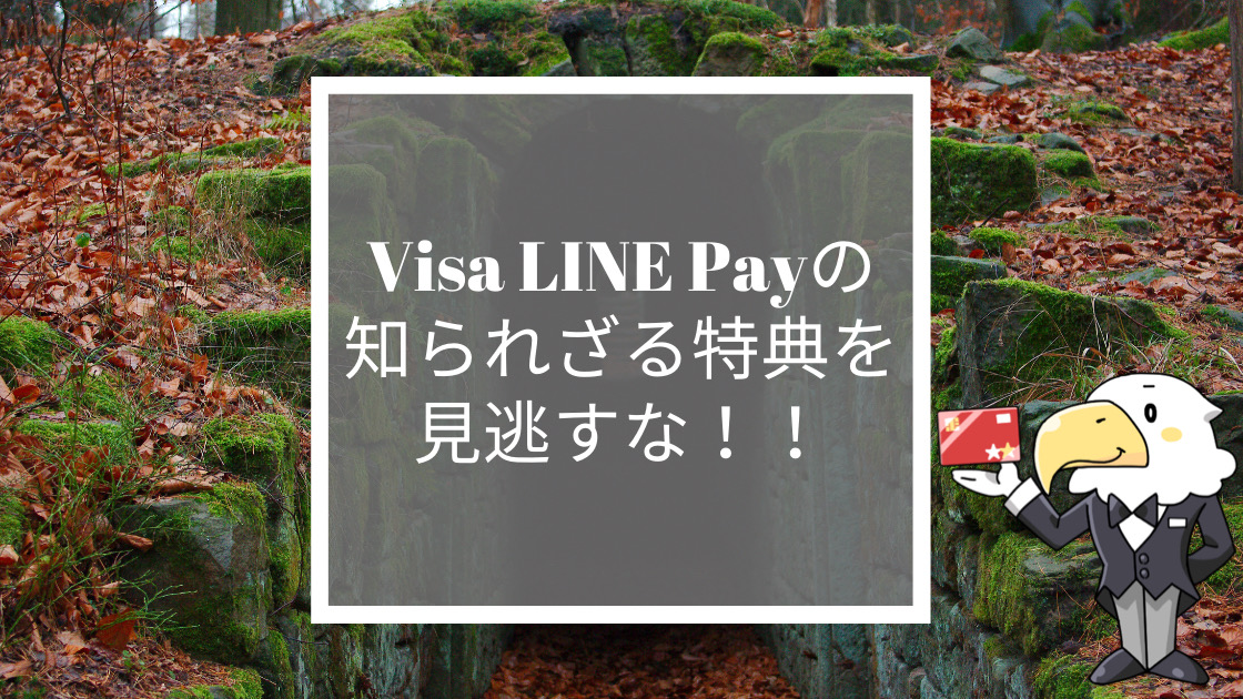 Visa LINE Pay_ココイコ!のアイコン